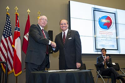 MSU, ERDC Launch Collaborative Research Initiative