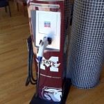 Our Very Own MSU Charging Station!