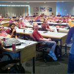 Team Meeting at CAVS